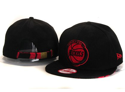 Houston Rockets New Snapback Hat YS E61